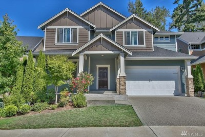 Puyallup Single Family Home For Sale: 7901 164th St E