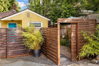Seattle Single Family Home For Sale: 2326 NE 92nd St