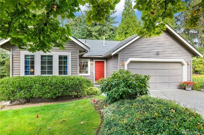 Kirkland Single Family Home For Sale: 11850 NE 105th Lane