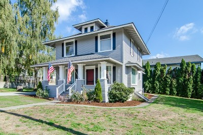 Lynden Single Family Home For Sale: 113 S 7th St