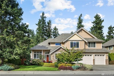 Gig Harbor Single Family Home For Sale: 6413 111th St NW