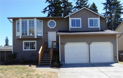 Stanwood Single Family Home For Sale: 27603 74th Ave NW