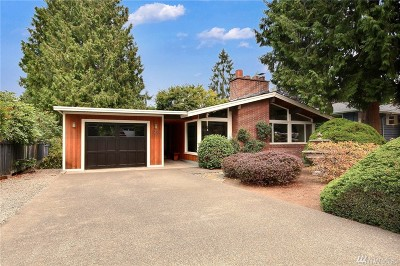 Burien Single Family Home For Sale: 1938 SW 167th St