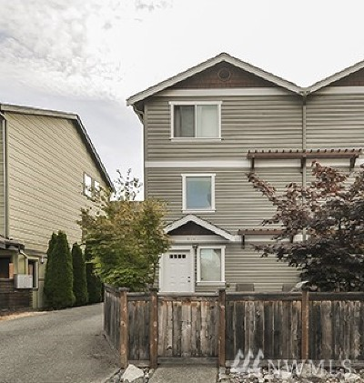 Single Family Home For Sale: 6340 34th Ave SW #A