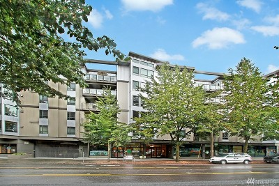 Seattle Condo/Townhouse For Sale: 5001 California Ave SW #312