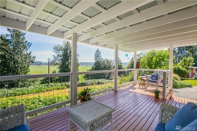 Stanwood Single Family Home For Sale: 2815 Pioneer Hwy
