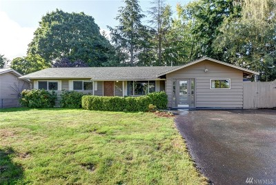 Renton Single Family Home For Sale: 11903 SE 164th St