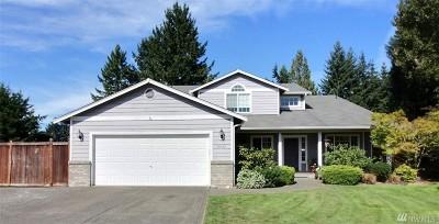 Graham Single Family Home For Sale: 10601 247th St E