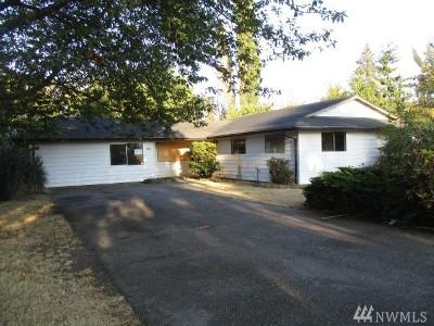 Tacoma WA Single Family Home For Sale: $219,000