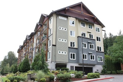 Issaquah Condo/Townhouse For Sale: 18707 SE Newport Way #105