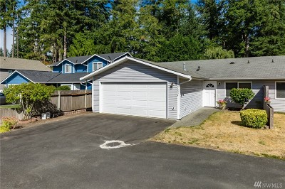 Edmonds Single Family Home For Sale: 5603 143 St SW #1A