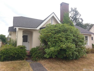 Bellingham WA Single Family Home For Sale: $263,000
