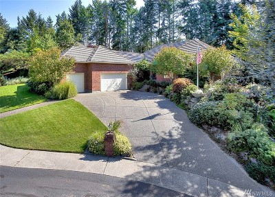 Gig Harbor Single Family Home For Sale: 5612 134th St Ct NW