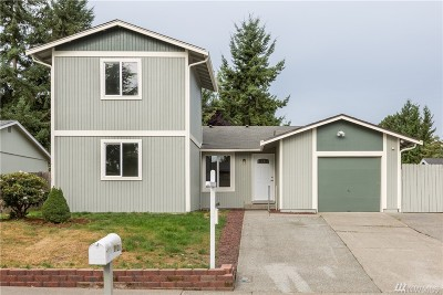 Tacoma Single Family Home For Sale: 3928 N Defiance St