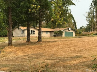 Chehalis Single Family Home For Sale: 319 Middle Fork Rd
