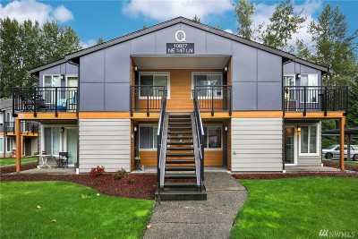 Bothell Condo/Townhouse For Sale: 10827 NE 147th Lane #Q102