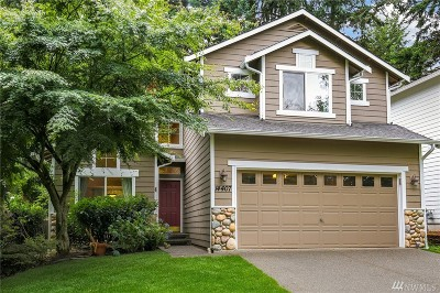 Kirkland Single Family Home For Sale: 14407 108th Place NE