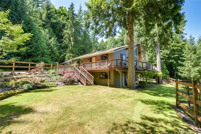 Mount Vernon, Burlington Single Family Home For Sale: 22426 Criddle Lane