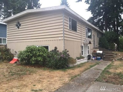 Shoreline Single Family Home For Sale: 117 NW 191st St
