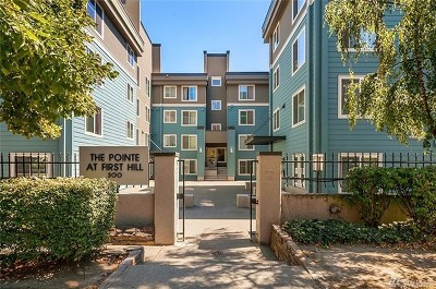 Seattle Condo/Townhouse For Sale: 300 10th Ave #A403