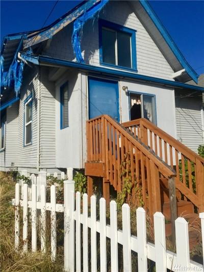 Tacoma WA Single Family Home For Sale: $159,967
