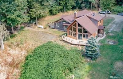 Carbonado Single Family Home For Sale: 18820 A P Tubbs Rd E