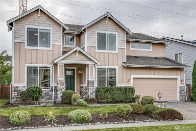 Bothell Single Family Home For Sale: 21807 42nd Ave SE