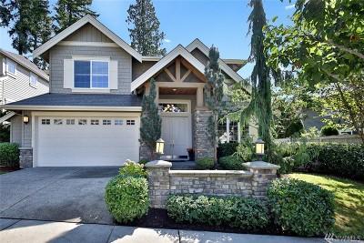 Redmond Single Family Home For Sale: 11758 168th Place NE