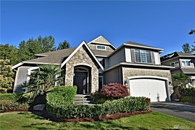 Sammamish Single Family Home For Sale: 207 238th Ave SE
