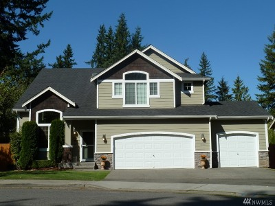 Snohomish Single Family Home For Sale: 1600 23rd St