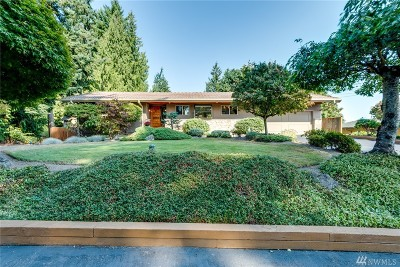 Puyallup Single Family Home For Sale: 6305 85th St Ct E