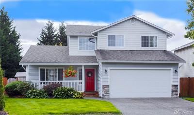Everett Single Family Home For Sale: 4620 149th St SE