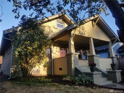 Bellingham Single Family Home Sold: 1148 Grant