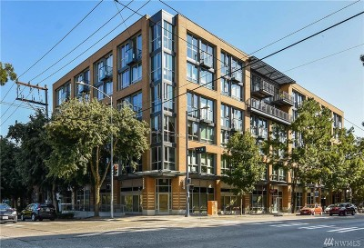 Seattle WA Condo/Townhouse Sold: $530,000
