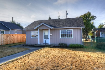 Snohomish County Single Family Home For Sale: 1624 7th St