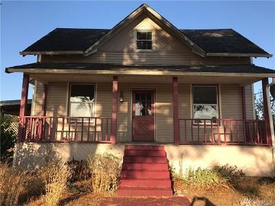 Oakville Single Family Home For Sale: 1855 S Bank Rd