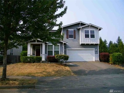 King County Single Family Home For Sale: 23446 SE 250th Place