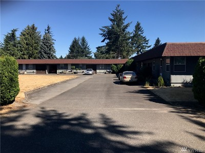 Tacoma Multi Family Home For Sale: 617 S 140th St