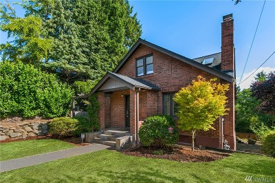 Single Family Home For Sale: 3228 35th Ave W