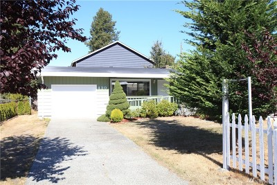 Shoreline Single Family Home For Sale: 420 N 200th St