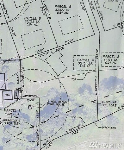 Monroe Residential Lots & Land For Sale: 28408 Fern Bluff Rd #Lot 4