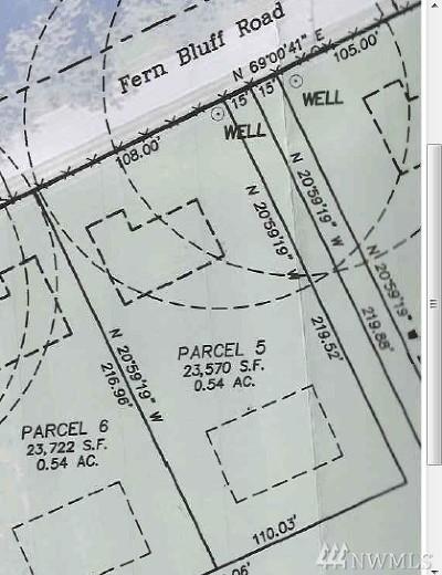 Monroe Residential Lots & Land For Sale: 28408 Fern Bluff Rd #Lot 5