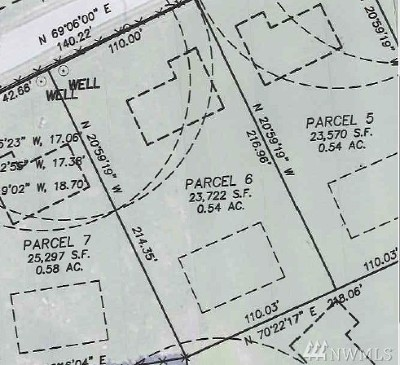 Monroe Residential Lots & Land For Sale: 28408 Fern Bluff Rd #Lot 6