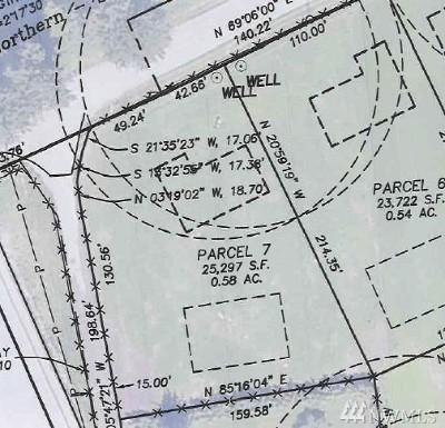 Monroe Residential Lots & Land For Sale: 28408 Fern Bluff Rd #Lot 7