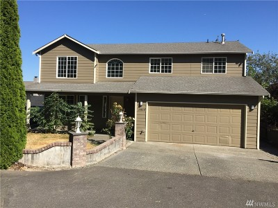 Seatac Single Family Home For Sale: 14814 26th Lane S