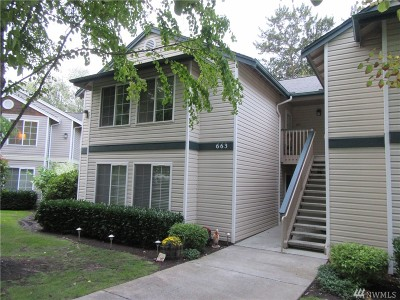 Bellingham WA Condo/Townhouse For Sale: $200,000