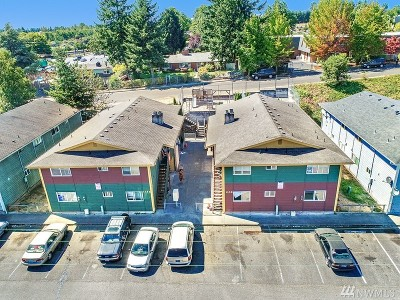 Tacoma Multi Family Home Contingent: 1109 South Woodland St