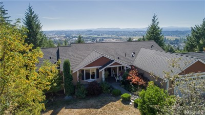 Chehalis Single Family Home For Sale: 117 Briarwood Ct