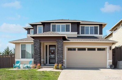 Monroe Single Family Home For Sale: 13688 198th Avenue SE