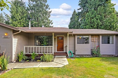 Maple Single Family Home For Sale: 26604 216th Ave SE